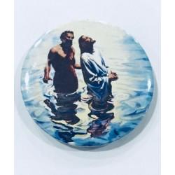زر تعليق - معمودية المسيح