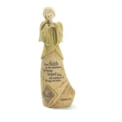 تمثال ريزين - الايمان الان هو الثقة بما يرجى واليقيين بما لا ترى