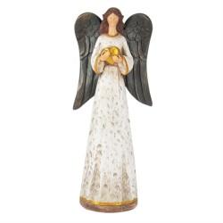 ملاك ريزين - حامل قلب