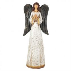 ملاك ريزين - اليدان المصليتان