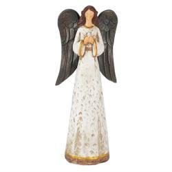 ملاك ريزين - الملاك والحمامة