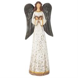 ملاك ريزين - الملاك والانجيل