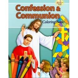 confession&communion - coloring book