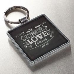 تعليقة مفتاح - سوف اغني من محبة الرب العظيمة للابد