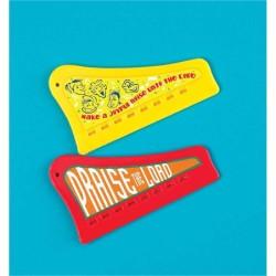 لعبة اطفال - صفارة - اصنع ضجة مبتهجة للرب