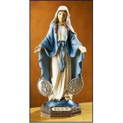 تمثال ريزين - مريم العذراء ام النعم