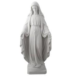تمثال مريم العذراء - حجم كبير - 90 سم