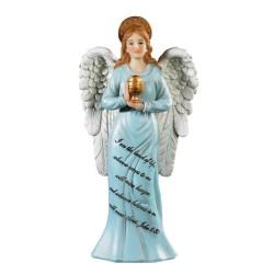 تمثال ملاك ريزين - حامل قربان