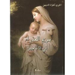 مريم العذراء في الاناجيل