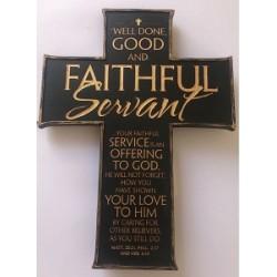 صليب ريزين - الايمان