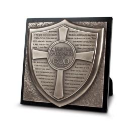 منظر طاولة ريزين - الدرع الكامل من الله