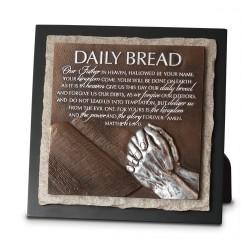 منظر طاولة وتعليق - الخبز اليومي - متى 6:9-13