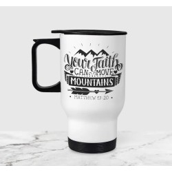 مج حراري -  الايمان يحرك الجبال