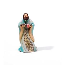 تمثال يسوع صغير - كلمة الحياة